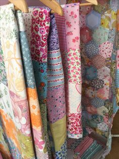 New quilts in my shop today