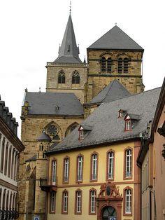Trier, Germany by j.labrado, via Flickr