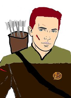 Wesley Crusher hunger games style