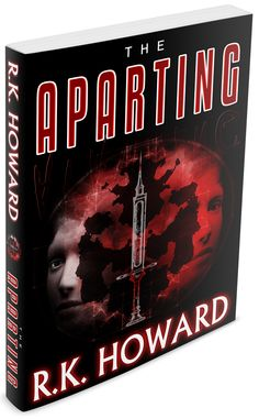 The Aparting  http://www.ryankhoward.com/book-covers/the-aparting