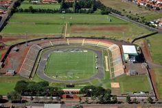 Estádio Dr. Hermínio Ometto - Araras (SP) - Capacidade: 16,1 mil - Clube: União São João