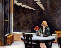 Automat, 1927. Des Moines Art Center
