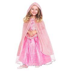Little Adventures Child Cloak Pink L/XL