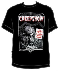 Creepshow Box Office Shirt :: Shirts :: House of Mysterious Secrets - Specializing in Horror Merchandise & Collectibles