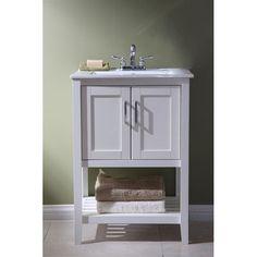 "Found it at AllModern - 24"" Single Bathroom Vanity Set https://www.allmodern.com/Legion-Furniture-24-Single-Bathroom-Vanity-Set-WLF6020-LEG1762.html"