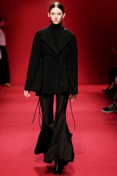 We sort of did a double take at the opening of Kim Ellery's Fall 2016 show; it seemed as though Kim's vision of bringing the corset into a modern day collection was to pay tribute to the female for...
