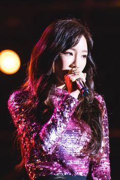 Taeyeon - 180113 K-Wave 2 Music Festival in Kuala Lumpur Girls Generation, Generation Photo, Girls' Generation Taeyeon, Kim Hyoyeon, Sooyoung, Yoona, Snsd, Korean Star, Korean Girl