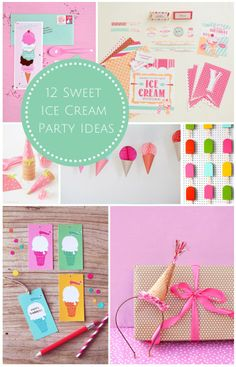 Fun and festive DIY ice cream party ideas (for young and old!)