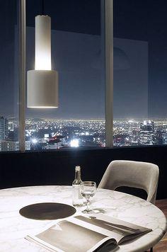 Hotel Distrito Capital in Mexico, Capital of style. - impressively minimalist decor