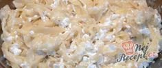 Recept Tvarohové nudle nasladko Potato Salad, Macaroni And Cheese, Oatmeal, Potatoes, Breakfast, Ethnic Recipes, Food, The Oatmeal, Morning Coffee
