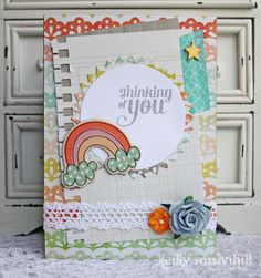 Keillys Little Blog.....such a cute card!