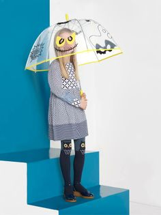 Spooky Tights by Stella McCartney Kids.