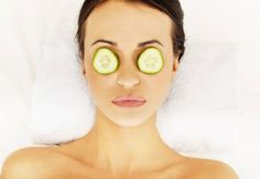 The Beauty Benefits Of Cucumbers (They'll Be Your Skincare Routine's Newest, Best Addition) | Natural Skincare And Beauty Tips by Makeup Tutorials at http://makeuptutorials.com/beauty-benefits-of-cucumbers-makeup-tutorials/