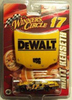 Matt Kenseth #17, DeWalt Ford Fusion 1:64 scale die cast w/free shipping