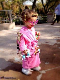 crazy cat lady costume :)