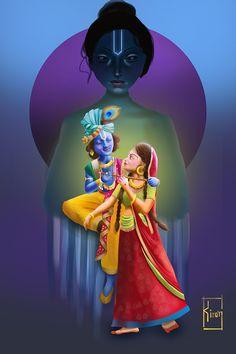 Radha Krishna Pictures, Radha Krishna Photo, Krishna Photos, Krishna Art, Lord Ganesha Paintings, Krishna Painting, Krishna Drawing, Shree Krishna Wallpapers, Lord Krishna Hd Wallpaper
