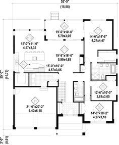 11465 - Plans de maison - Nos plans | Planimage
