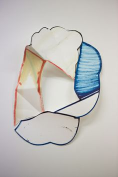 Vincent Hawkins, Untitled, 2013, gouache on paper, dimensions variable, image by courtesy of the artist