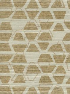 """wp7242 -  Holland & Sherry  Composition: Sisal with Paper Backing Width: 34"""" (86 cm) Roll Size: 8 yds (7.32 m) Minimum Order: 2 Rolls Fire Rating: ASTM E-84 Class A Maintenance: Vacuum with a soft bristle attachment. Wipe with a damp cloth. Lead Time: 3-4 Weeks Custom Available: 2 Roll Minimum Repeat: 8.5"""" W x 9"""" H *Our natural wallcoverings are handmade and small color and fiber variations may occur. These are not considered flaws but beautiful and inherent characteristics of the product…"""