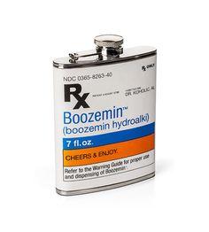 Boozemin™  lol, a Rx i could use atm...    nevver: Tumblr