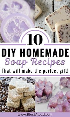 An amazing collection of easy DIY Homemade Soap Recipes. If you love making homemade soap, you will love these homemade soap recipes! #soap #homemadesoap #diysoap #handmadesoap #naturalsoap #diy Best Beard Growth, Beard Oil And Balm, Gift Baskets For Women, Homemade Soap Recipes, Soap Packaging, Home Made Soap, Soap Making, Making Ideas, Easy Diy