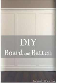 Home Remodeling Diy We just finished a DIY board and batten project in our front entry. Read all about how we did it right here! - We just finished a DIY board and batten project in our front entry. Read all about how we did it right here! Home Renovation, Home Remodeling, Diy Home, Home Decor, Foyer Decorating, Decorating Ideas, Board And Batten, My New Room, New Wall