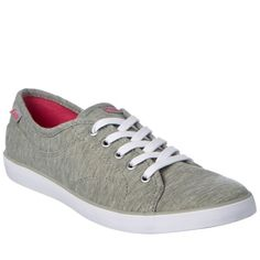 Keds Keds Women's Coursa Canvas Sneaker (396036701) ($30) ❤ liked on Polyvore featuring shoes, sneakers, grey, laced shoes, gray shoes, gray sneakers, grey canvas shoes and canvas lace up sneakers