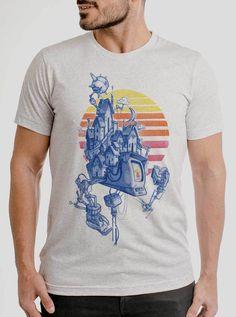 Walking Dead T Shirt Redzila