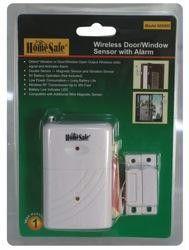 HomeSafe Wireless Home Security Sensor
