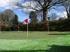 Putting Greens Gallery - Trulawn Baseball Field, Golf, Gallery, Green, Baseball Park, Wave, Polo Neck