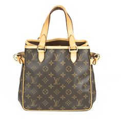Have a Smart Tote for All with a Louis Vuitton Batignolles Vertical