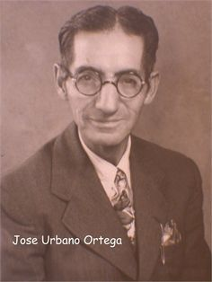 What a wonderful find...This is my great grand uncle! He was the brother of my great grandmother, Maria Manuelita Ortega Medina.