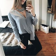 Vintage Glamour Statement Necklace -#fashion #outfit #style #jewelry - 24,90 € @happinessboutique.com