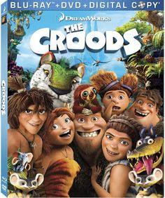 The Croods 2013 720p BRRip Dual Audio | 720p Movies | Download mkv Movies