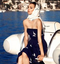 If I had a yacht. .....