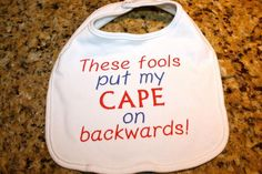 Popular items for cute sayings bib on Etsy Baby Quotes, Cute Quotes, Best Baby Bibs, Girl Baby Bibs, Baby Boy Shower, Baby Shower Gifts, Baby Crafts, Baby Sewing, Future Baby