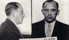 Moey 'Little Moe' Sedway gofer for Benjamin 'Bugsy' Siegel c.1951