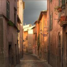 Before the rain - Tuscany, Italy