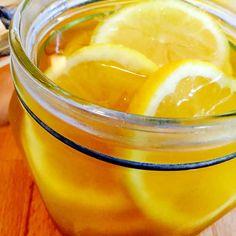 とっても簡単!自家製レモン酢は万能調味料!