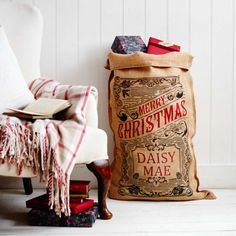 Caxton Personalised Christmas Sack