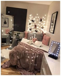 Awesome Teen Girl Bedroom Ideas That Will Blow Your Mind teen bedroom design., Awesome Teen Girl Bedroom Ideas That Will Blow Your Mind teen bedroom designs, girl bedroom ideas, teenager bedroom ideas, pink bedroom. Teen Bedroom Designs, Cute Bedroom Ideas, Design Bedroom, Bedroom Ideas For Small Rooms For Teens For Girls, Bedroom Decor For Teen Girls Dream Rooms, Bedroom Ideas For Small Rooms For Girls, Bedroom Diy Teenager, Small Teen Room, Light Pink Bedrooms