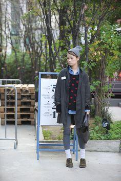 seoul street fashion.