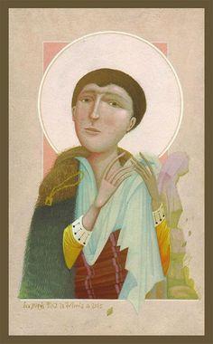 Fikos St George Karslidis at a young age