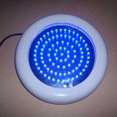 All Blue Wavelength 90x1W UFO LED Grow Light