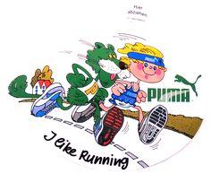 Puma - I Like Running