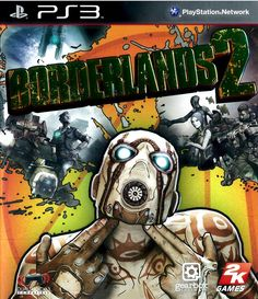 NEW BORDERLANDS 2 PS3 PLAYSTATION 3 GAMES