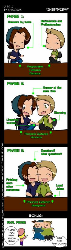 J to J: Interview by KamiDiox.deviantart.com on @deviantART
