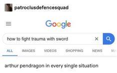 Merlin, Trauma