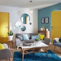 If you are looking for Summer Living Room Decor Ideas, You come to the right place. Here are the Summer Living Room Decor Ideas. Home Living Room, Living Room Colors, Room Interior, Home Decor, Room Inspiration, Living Room Grey, Summer Living Room Decor, Summer Living Room, Living Decor