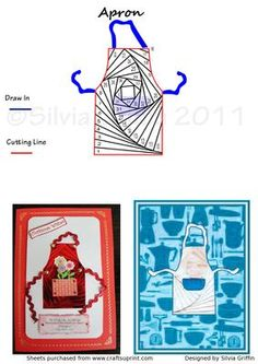 Apron on Craftsuprint designed by Silvia Griffin - Fill this apron pocket with what ever you like- flowers hearts tools utensils.Make this apron work for your need. Either Men or Females.Verse:No Cooking allowedKitchen for display only. HUNGRY